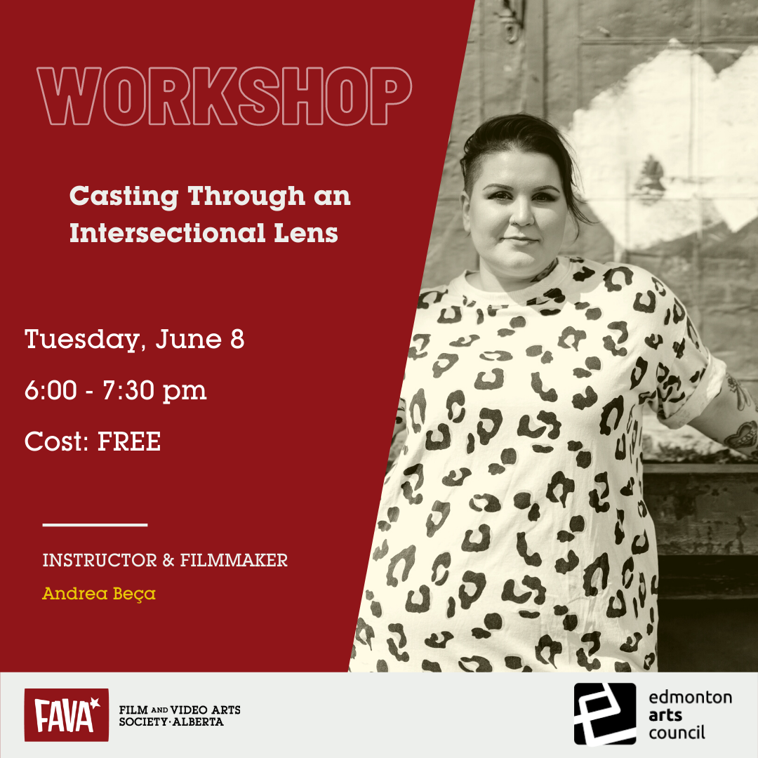 Workshop: Casting Through an Intersectional Lens